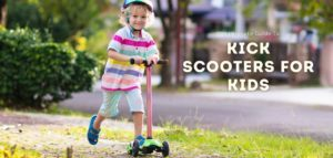 kids kick scooters
